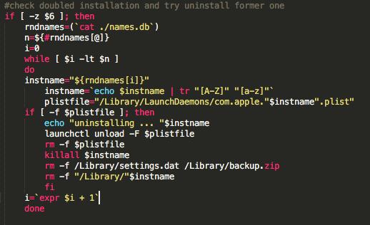 OSX Pirrit Mac Adware Part III: The DaVinci Code