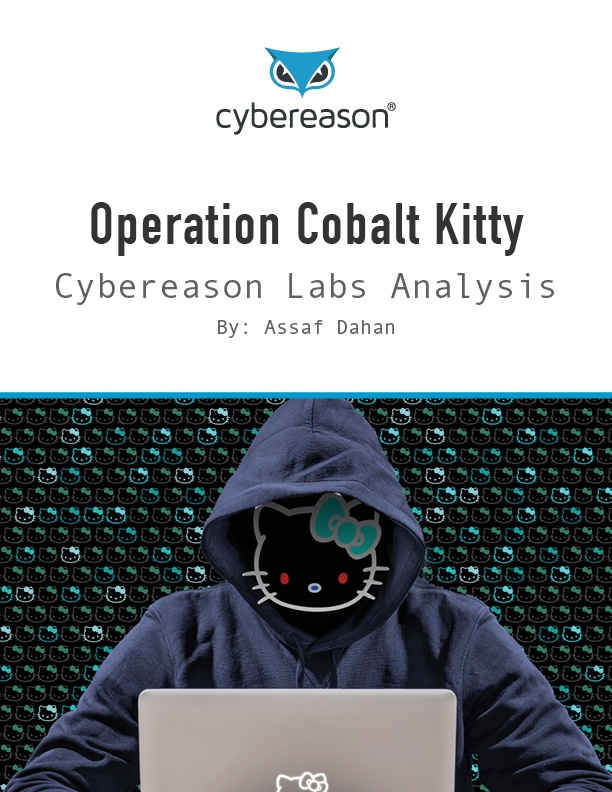Cybereason Labs Analysis Operation Cobalt Kitty
