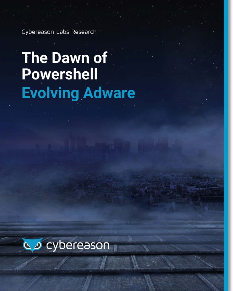 The Dawn of Powershell Evolving Adware