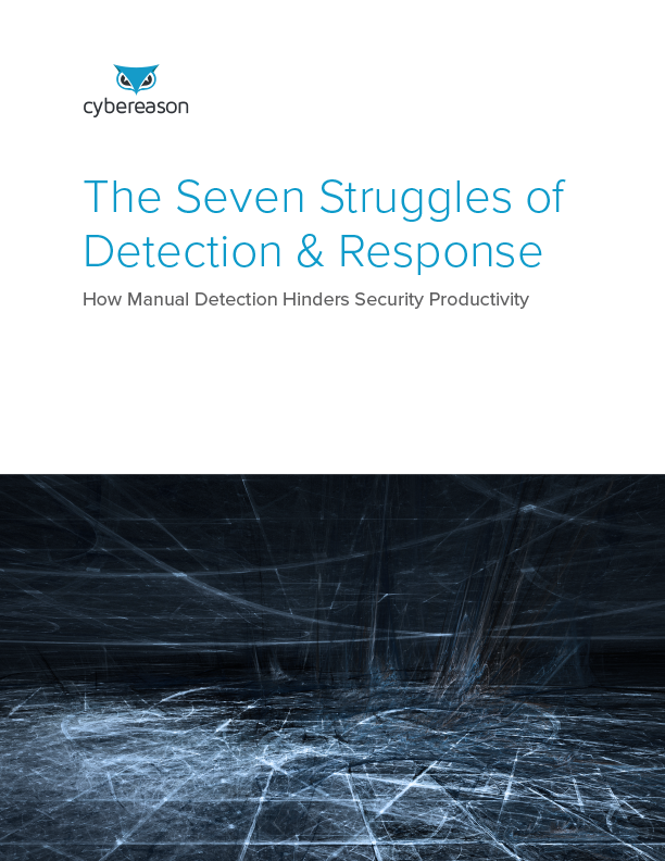 The Seven Struggles of Detection & Response