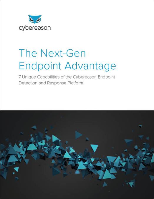 The Next-Gen Endpoint Advantage