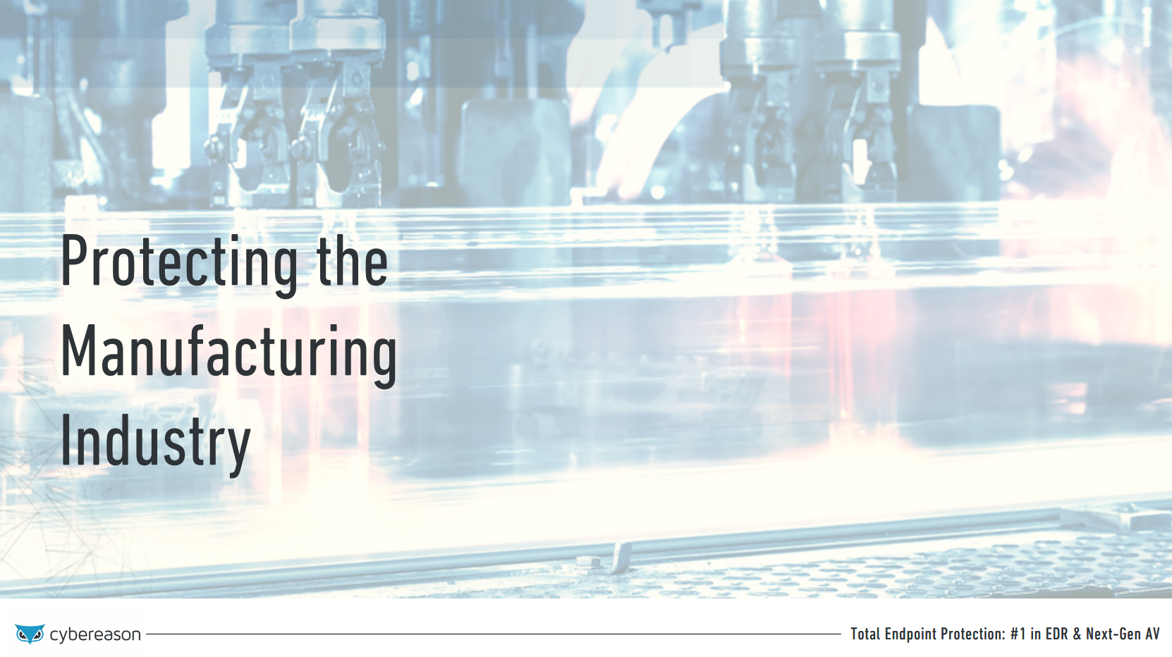 Case Study: Manufacturing