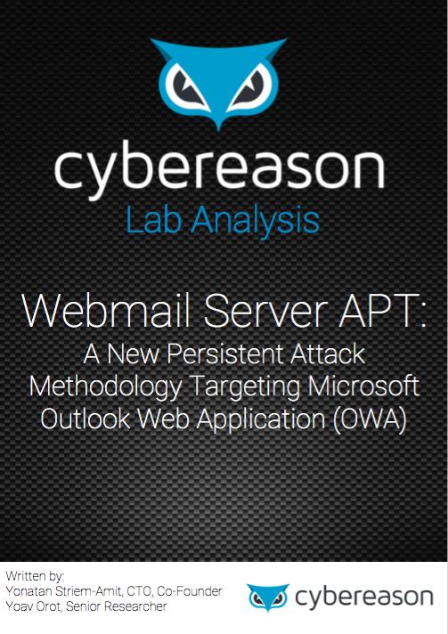 Webmail Server APT