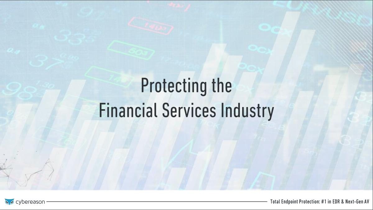 Case Study: Financial Services
