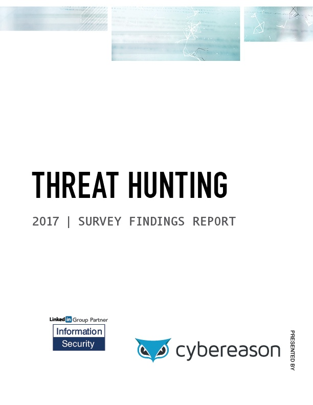 2017 Threat Hunting Survey Report