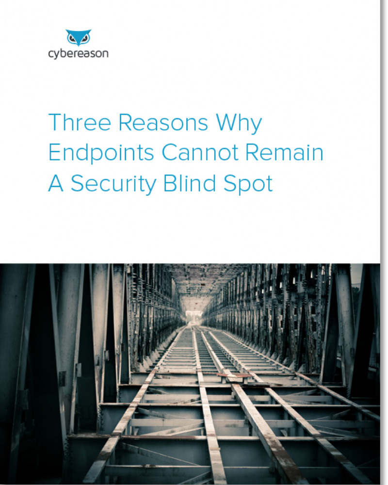Three Reasons Why Endpoints Cannot Remain a Security Blind Spot