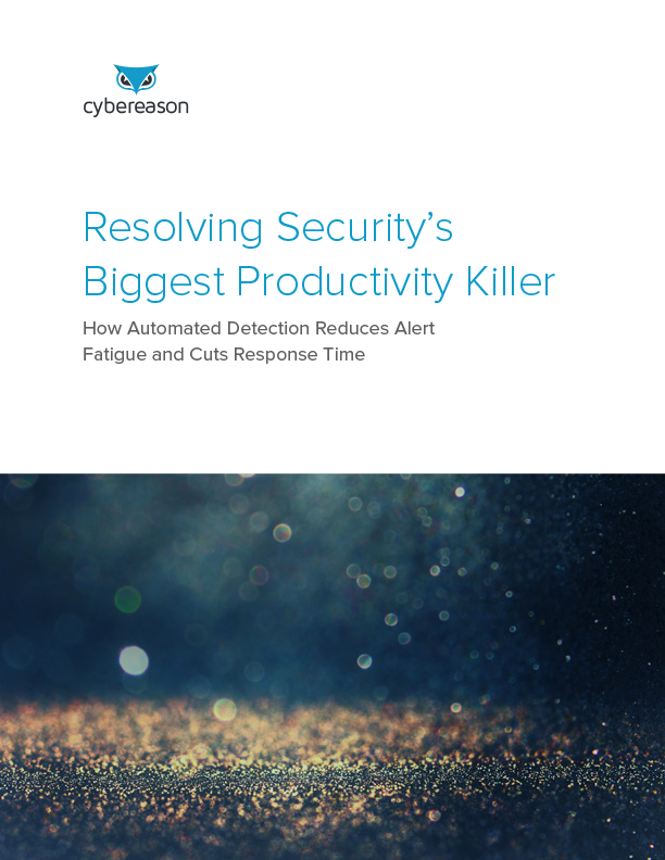 Resolving Security's Biggest Productivity Killer