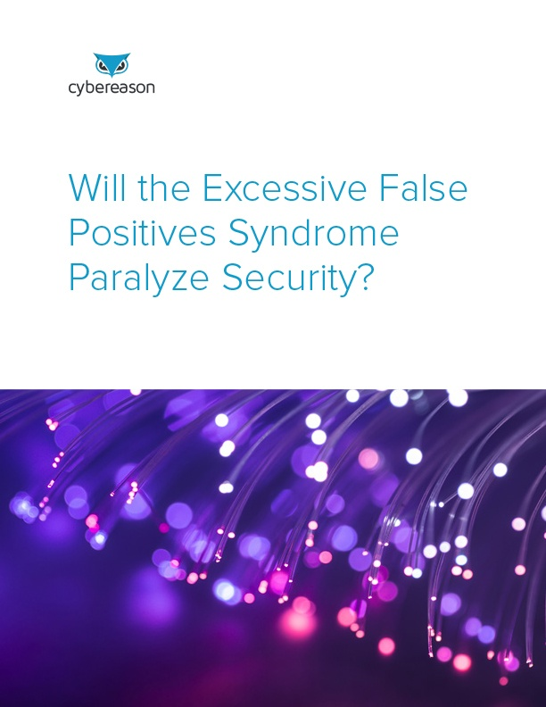Will the Excessive False Positives Syndrome Paralyze Security