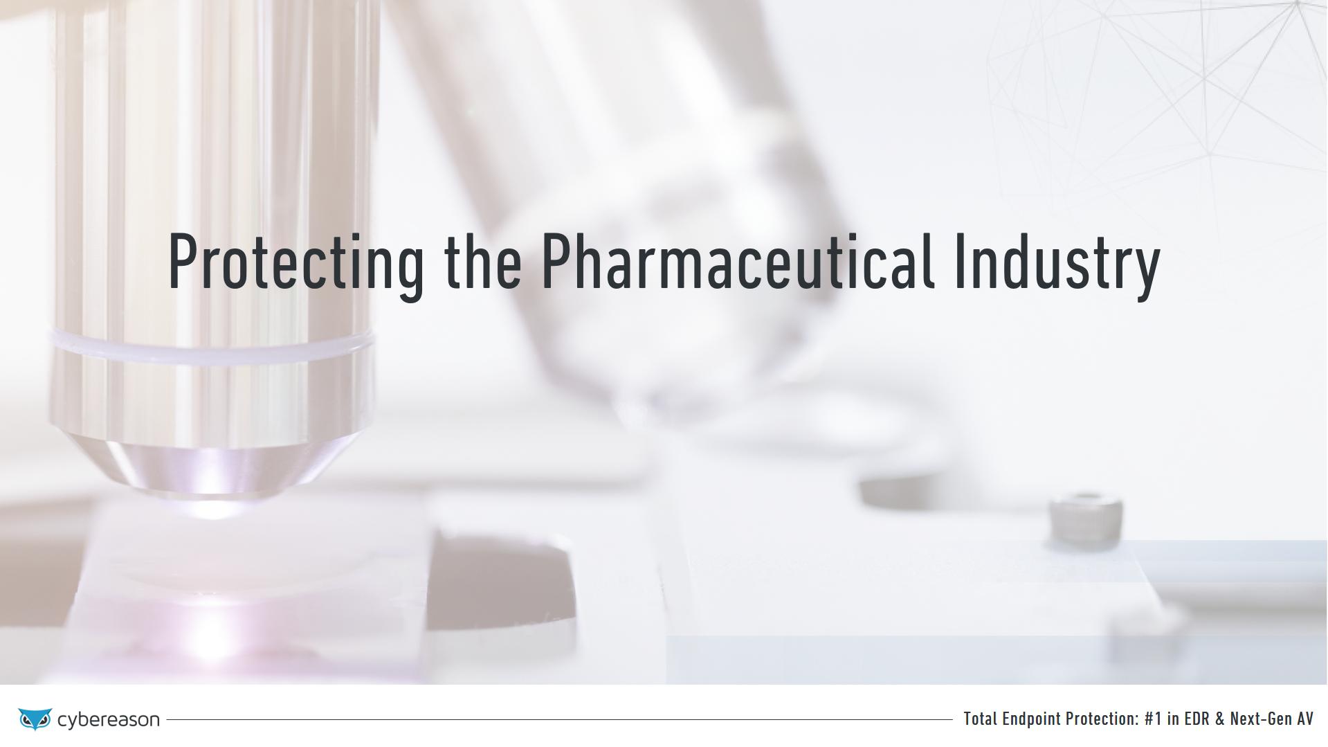 Case Study: Pharmaceutical