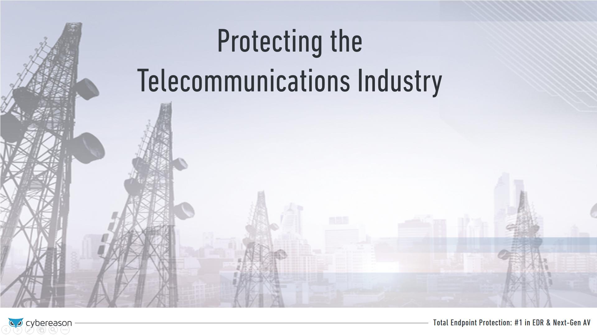 Case Study: Telecommunications