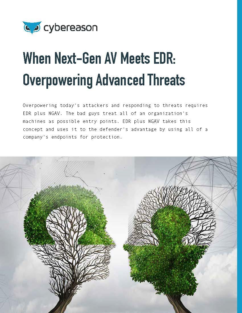 When Next-Gen AV Meets EDR: Overpowering Advanced Threats