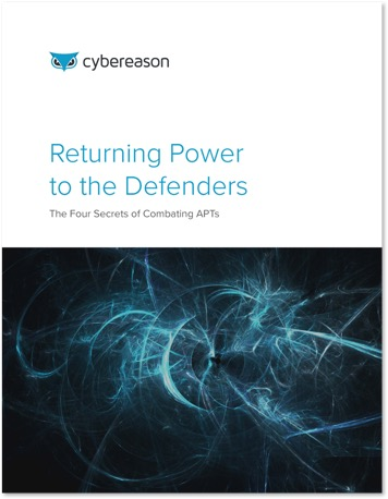 Returning Power to the Defenders – The Four Secrets for Combating APTs