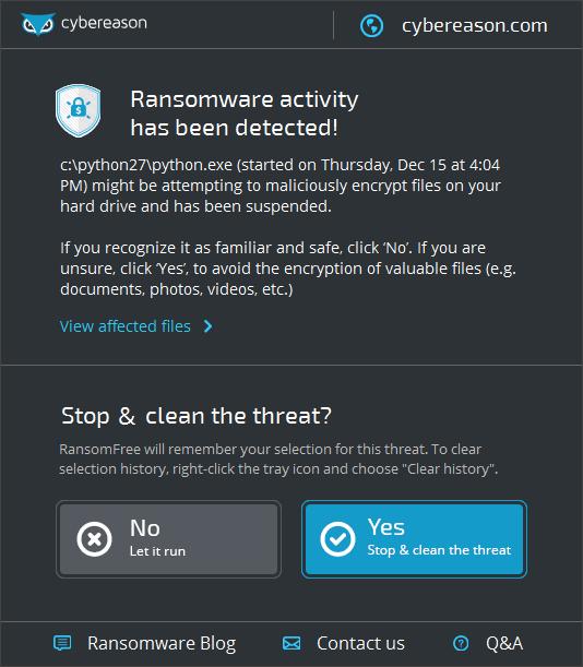 ransomfree-alert-window