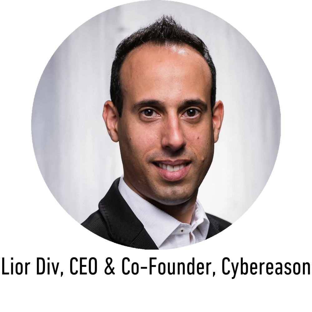 Lior Div, CEO, Co-Founder, Cybereason (1)