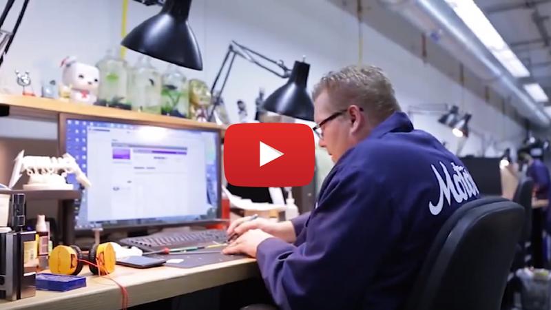 Technology Manufacturing Customer Success Story: Motorola