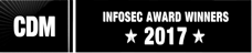 CDM Infosec Award Winners Logo