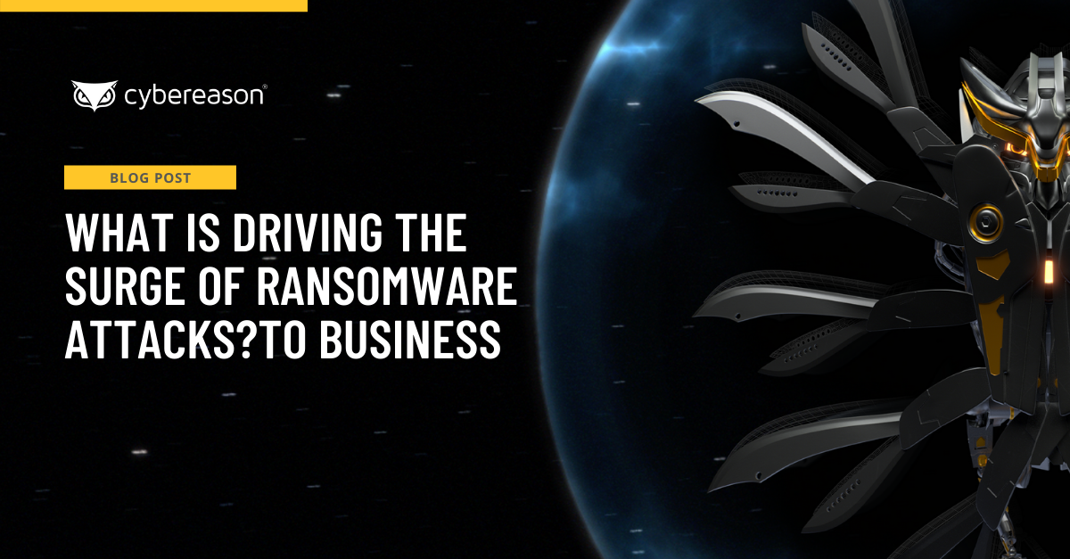 What is Driving the Surge of Ransomware Attacks?